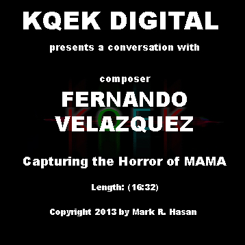 Fernando Velazquez: Capturing the Horror of Mama