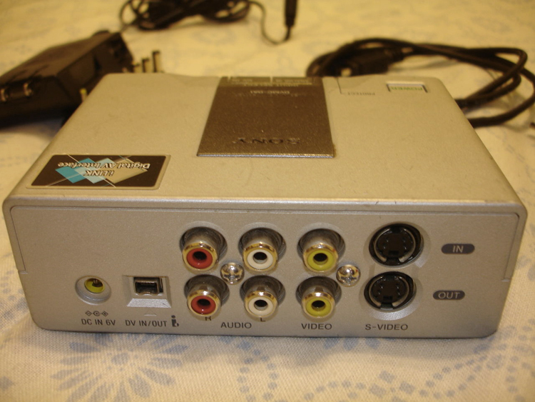 Sony DVMC-DA1 Analogue-Digital Converter --- 04_s