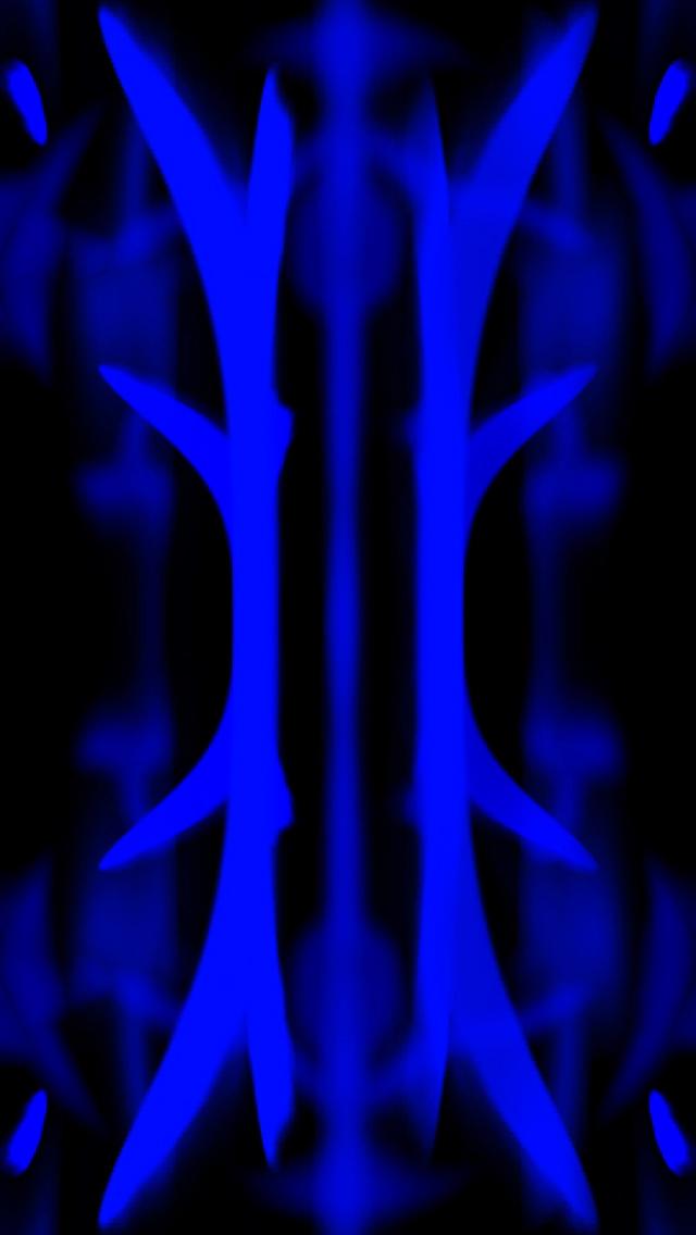 Girl - Blue Mesh - Pt.2b