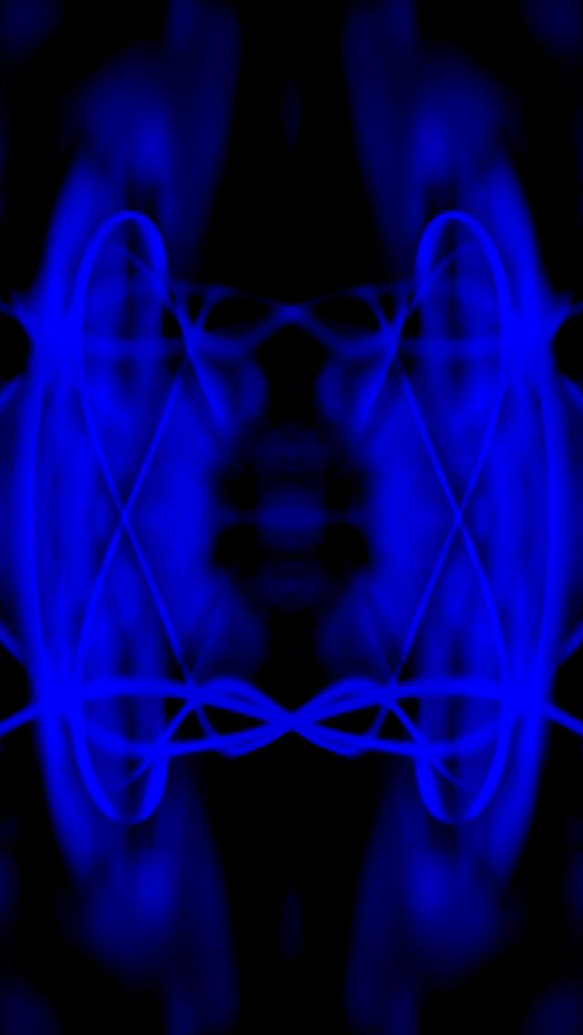 Girl - Blue Mesh - Pt.2d
