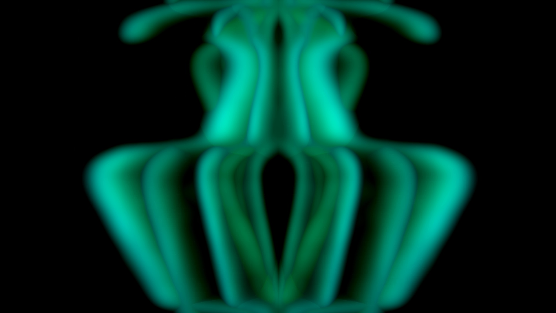 Sorrow - Green Lines Centered 2