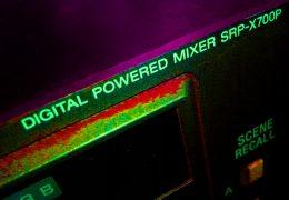 Unlocking the Sony SRP-X700P Media Mixer